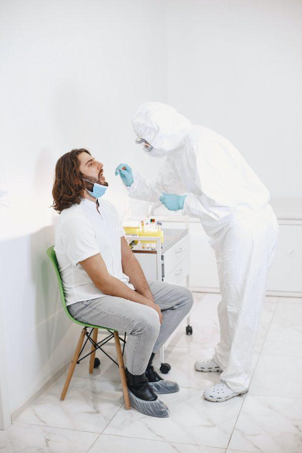 Test Antigenos y PCR para Eventos y Empresas CheckandGo Enfermeras a Domicilio